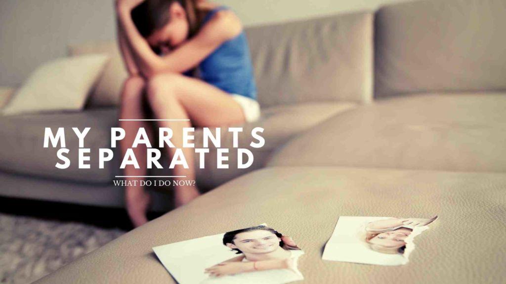 divorced parents
