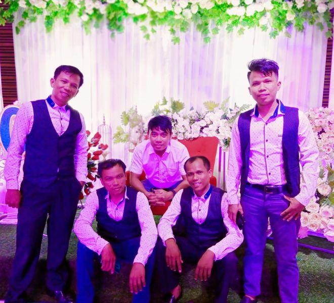 Palad Brothers Singing
