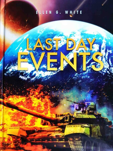 Last Days Events Front