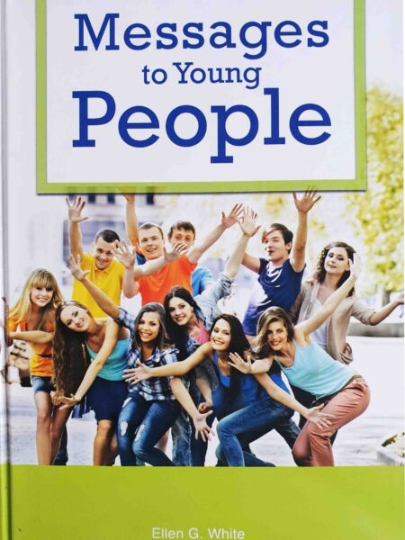 Messages To The Young People Front